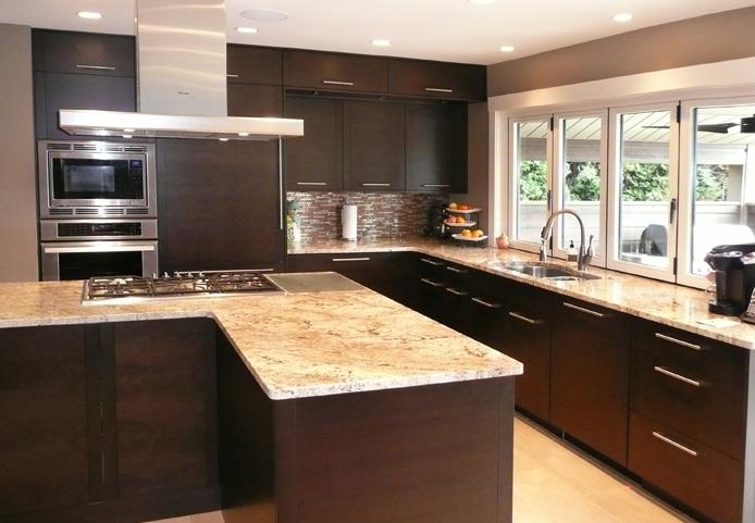 Custom Kitchens Kelowna Cabinets Wall To Wall Kitchens